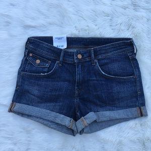 H&M Women's Size 8 Jean Shorts NWT